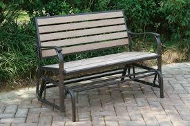 Outdoor Glider Loveseat Glider Loveseat Outdoor Bench Outdoor Furniture Showroom