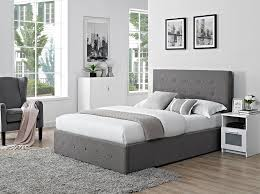 Ottoman Bed Review Mercury Row Acamar Upholstered Ottoman Bed Reviews Wayfair Co Uk