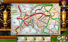 Europe Map Games by Steam Community Guide Ticket To Ride Achievements Guide