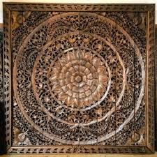 wood carved wall decor decent wood carving wall hanging
