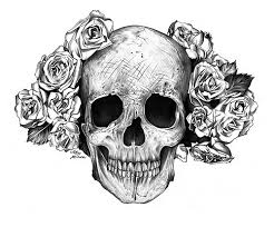 skulls and roses smore newsletters for education