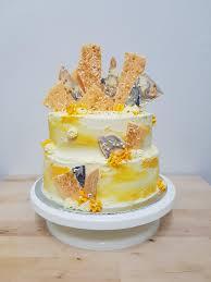 white chocolate cake recipe shard for a s birthday i made a white chocolate shard cake with