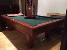 brunswick contender pool table brunswick contender pool table dimensions