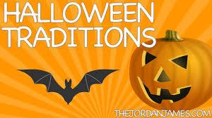 halloween traditions youtube