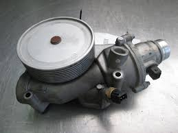 lexus v8 water pump coolant water pump 4 4l v8 n63 11517548263 11517548264 oem bmw 750