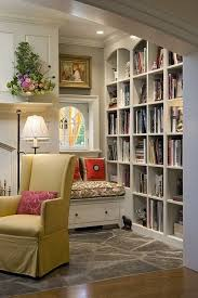 Silver Bookshelf Living Room With Window Seat U0026 Built In Bookshelf Zillow Digs