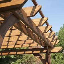 Swing Arbor Plans 368 Best C Pergolas Gazebos Trellis And Arbors Images On