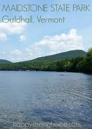 Vermont travel ideas images Camping at maidstone lake vermont travelwithkids jpg