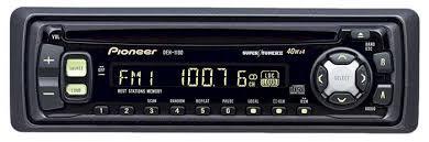 deh 1100 pioneer electronics usa