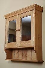 Pine Bathroom Storage Pine Bathroom Cabinet Ebay