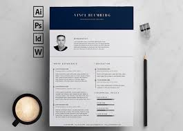 how to get a resume template on word 50 eye catching cv templates for ms word free to