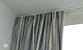 Hang Curtains From Ceiling Curtains On The Ceiling Ceiling Mount Curtain Rods 7 Cool Mounted
