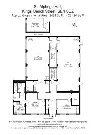 office to let in st alphege hall king u0027s bench street london se1