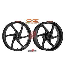 cbr fireblade 600 wheels oz racing