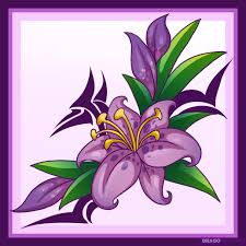 learn how to draw a flower tattoo tattoos pop culture free step