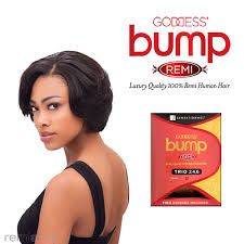 bump it hair goddess bump trio 2 4 6 2 4 6 color 1 remi weaving
