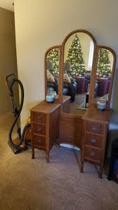 Antique Wood Vanity New And Used Antiques For Sale In Spokane Wa Offerup
