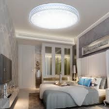Schlafzimmer Leuchte 60w Led Deckenleuchte Kristall Badleuchte Deckenlampe