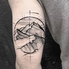 40 fascinating sketch style tattoo designs tattooblend