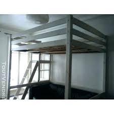 lit mezzanine avec bureau fly lit en mezzanine 2 places lit mezzanine lit mezzanine casual ii