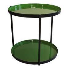 Green Accent Table Two Tier Green Enamel Iron Base Side Accent Table 8222 Aspect U003dfit U0026width U003d320 U0026height U003d320