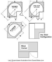 Corner Kitchen Cabinet Corner Kitchen Cabinet With Lazy Susan Dimensions Basement Inspiring