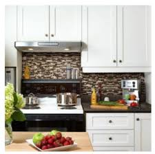 peel and stick backsplashes for kitchens home depot peel and stick tile backsplash everything d i y