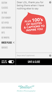 word swag cool fonts quotes android apps on google play