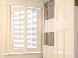 Home Decorators Collection Faux Wood Blinds How To Install Interior Plantation Shutters How Tos Diy