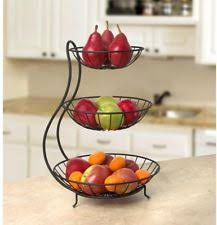 fruit basket stand tiered basket stand ebay