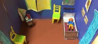 chambre de gogh cp et ce1 inspirés par la chambre de vincent gogh rep albertville