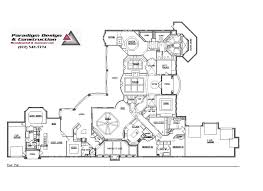 architects floor plans modern residential architecture floor plans home design