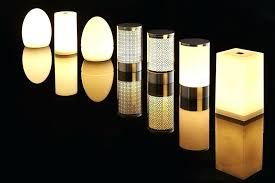 table lamps battery operated lamps rechargeable lamps wireless