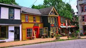 cute towns frenchtown hannah tony