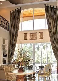 Living Room Window Treatments For Large Windows - fabulous window treatment ideas for large windows u2013 decohoms