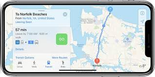 apple maps apple maps now supports transit in st louis and virginia areas