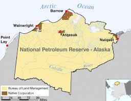 Alaska On A Map by Programs Energy And Minerals Oil And Gas Alaska National