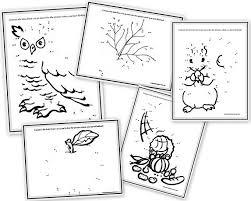 free fall themed packets for ages 3 6 prek gr 1 homeschool den