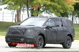Ford Explorer 1994 - spy shots 2011 ford explorer photo gallery autoblog