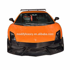 fake lamborghini for sale body kit lamborghini gallardo body kit lamborghini gallardo