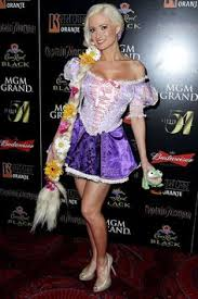 Rapunzel Halloween Costumes Disney Tangled Rapunzel Cosplay Costume Hair Perfect