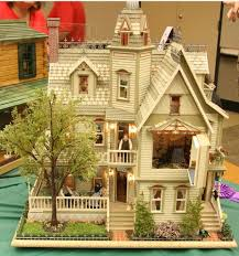 Free Miniature Dollhouse Plans by 120 Best Dollhouse Plans Images On Pinterest Miniature Houses