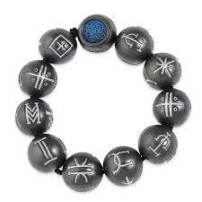 metal bead bracelet images Black panther kimoyo bead bracelet by rocklove small shopdisney jpeg