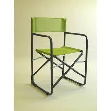 chaise metteur en chaise metteur en scène verte achat vente fauteuil jardin