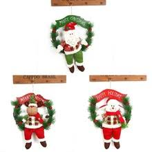 Hanging Decorations For Home Online Get Cheap Garland Santa Claus Aliexpress Com Alibaba Group