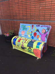 Bench Trail Book Bench Trail 2017 U2013 Duke Street Primary