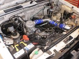 custom nissan hardbody z24 t3 turbo kit