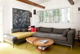 Yellow Sectional Sofa Tufted Sectional Sofas Archives Pranaycoffee Com