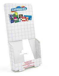 Business Card Dispensers Cardboard Leaflet U0026 Business Card Dispensers U2013 Cardworks Ltd
