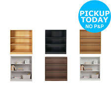 Beech Bookshelves by Argos Living Room Furniture Ebay